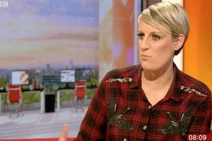 bbc breakfast's steph mcgovern says 'posh' women are paid more than her