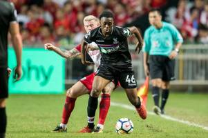 Who is Aaron Wan-Bissaka - the man making his debut for Crystal Palace against Tottenham?