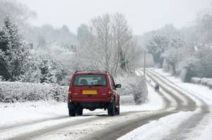 Bedfordshire weather: Five day forecast as parts of county set for '15cm of snow'