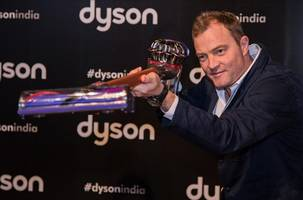 dyson: uk's leading technology company launches its latest product line-up in india
