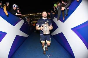 Gregor Townsend says Scotland's stunning Calcutta Cup win over England was just the start