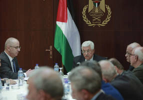 poll: most palestinians believe plo will continue to recognize israel