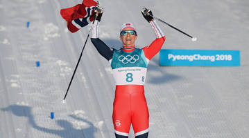pyeongchang olympics medal count: norway finishes on top