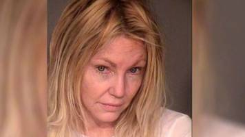 heather locklear arrested: actress accused of domestic assault