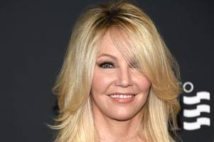hollywood star heather locklear 'fought cops' as she was arrested over domestic violence claims