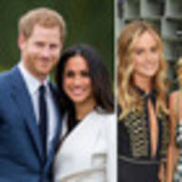 why is prince harry inviting his exes to his wedding?