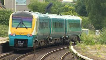 arriva trains wales services suspended over wheel damage