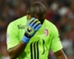lille's vincent enyeama reveals his only regret in football