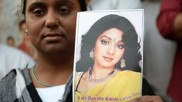 sridevi kapoor death: tragedy shines light on bollywood pressures