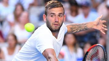 evans' support depends on attitude after drugs ban - lta