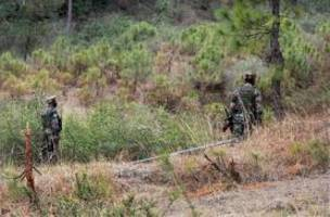 pakistan violates ceasefire again, shells villages and posts along loc in poonch