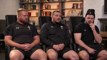six nations 2018: scrum v catch up with the wales front row