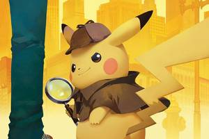 detective pikachu's creators say the game's real mystery is why pikachu can talk