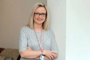 nottingham nurse says nurse and midwife of the year awards gave her reassurance in new role