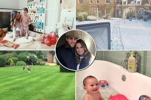 where does sam faiers live? incredible £2.9 million hertfordshire mansion with swimming pool and orangery revealed on the mummy diaries