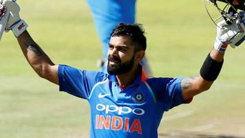 Virat Kohli: Kapil Dev says India captain should play in England's County Championship