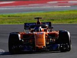 mclaren's woes worsen as fernando alonso is forced to stop on track