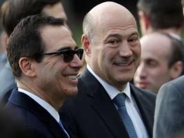 here's why gary cohn is giving up and republican free traders are losing to trump