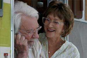 'the leisure seeker' film review: helen mirren, donald sutherland highlight touching road movie