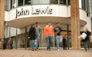John Lewis tops retail employers charts