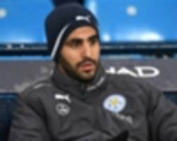 mahrez regrets reaction to failed man city move
