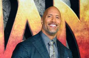 baywatch wins a razzie award – and dwayne johnson is delighted to accept