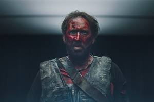 nicolas cage thriller 'mandy' goes to rlj entertainment