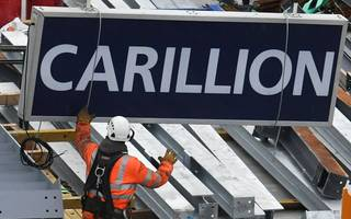 blow for carillion workers as 2,500 jobs are back at risk