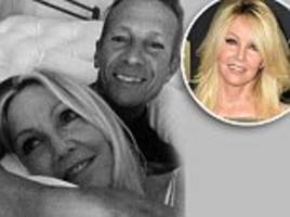 heather locklear's sister 'told police boyfriend tried to kill her'