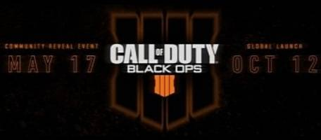 call of duty: black ops 4 confirmed and set to launch on october 12th