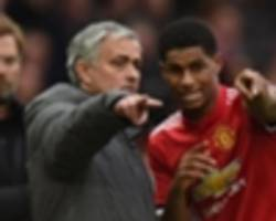 mourinho: rashford guaranteed england world cup spot whether or not he plays for man united