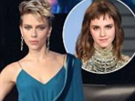scarlett johansson has the perfect lips but emma watson needs help