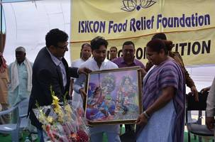 ISKCON Food Relief Foundation, Haryana Organises Drawing Competition at Pataudi