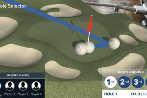 golf fans can now use apple's arkit to visualize featured parts of the pga tour