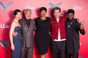 the voice uk is looking for singers in somerset to audition for the next series