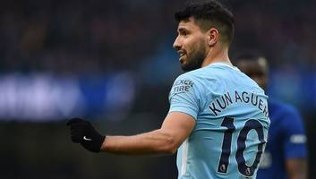 sergio aguero confirms 2 week injury lay off on twitter ahead of man city's trip to stoke