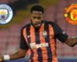 'Fred will join Man City or Man Utd' - Summer transfer tussle confirmed by Shakhtar