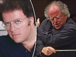 met fires famous conductor james levine for history of sexual abuse