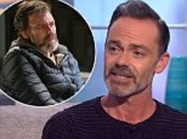 coronation street's daniel brocklebank speaks out on viewer backlash