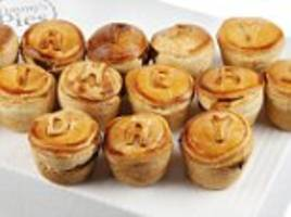 Pasties, pork pies and beer ditched from inflation basket