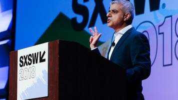 london mayor sadiq khan speaks out about racist online abuse