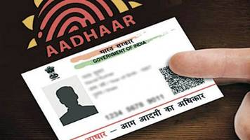 SC extends deadline to link Aadhaar with various services till final judgement