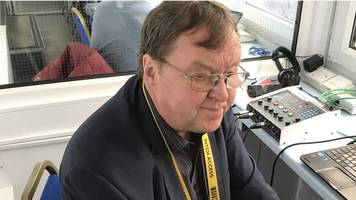 tributes paid to 'voice of yorkshire cricket'