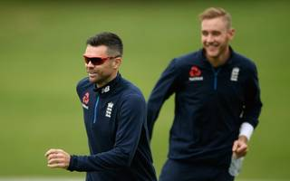 anderson to retain vice-captaincy ahead of stokes for new zealand tests
