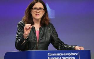 eu stands up in the battle against us 'bullies'