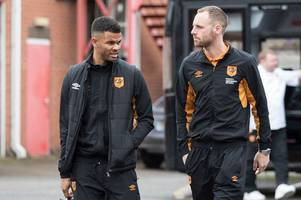 david meyler still in nigel adkins' hull city plans after a request to play for the under-23s