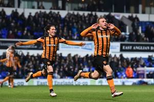 hull city take leap to safety with convincing win at ipswich town - 30 second verdict