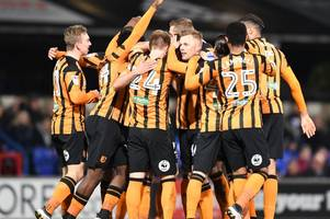 jarrod bowen leads impressive hull city midfield display in massive victory at ipswich town - player ratings