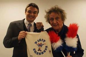 'britain has lost its greatest entertainer' – skegness remembers much-loved sir ken dodd