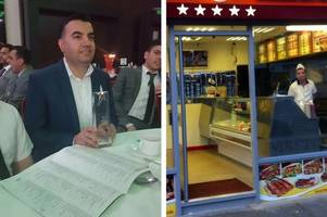 master kebabs in gillingham has been named the best regional takeaway at british kebab awards